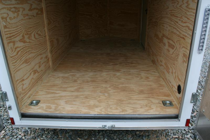 2019 Precision 6 x 12 TA Enclosed Cargo Trailer