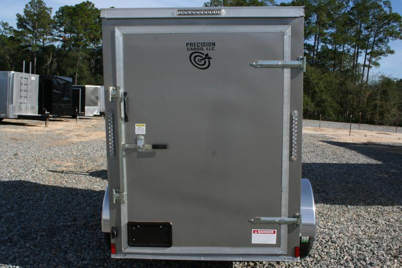 2019 Precision 5x8 SA Enclosed Cargo Trailer