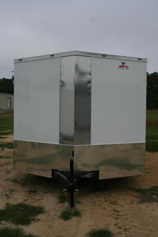 2019 Anvil 8.5x20 TA Enclosed Cargo Trailer