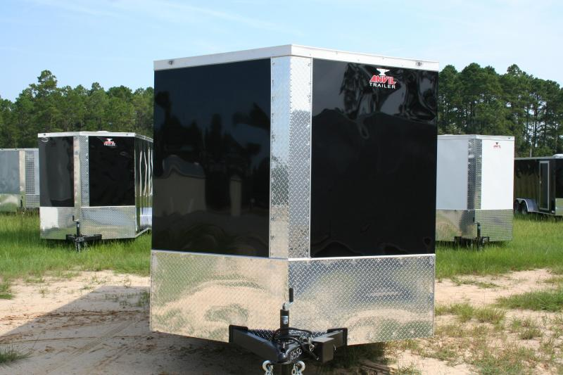 2020 Anvil 7x14 TA Enclosed Cargo Trailer