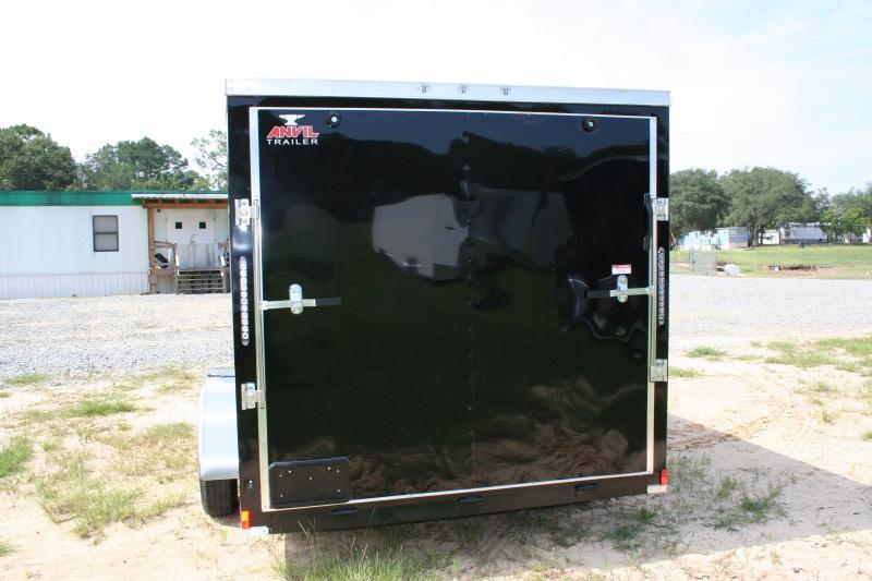 2020 Anvil 7x14 TA Enclosed Cargo Trailer