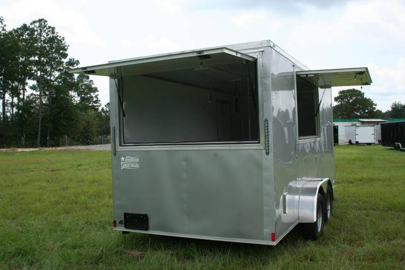 2018 Anvil 7x16TA Vending / Concession Trailer