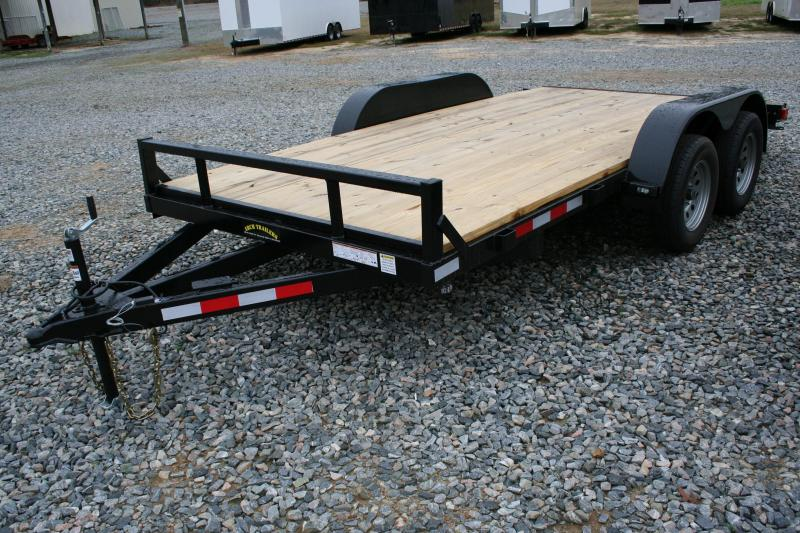 2019 Arch Cargo 82x16 carhauler Car / Racing Trailer
