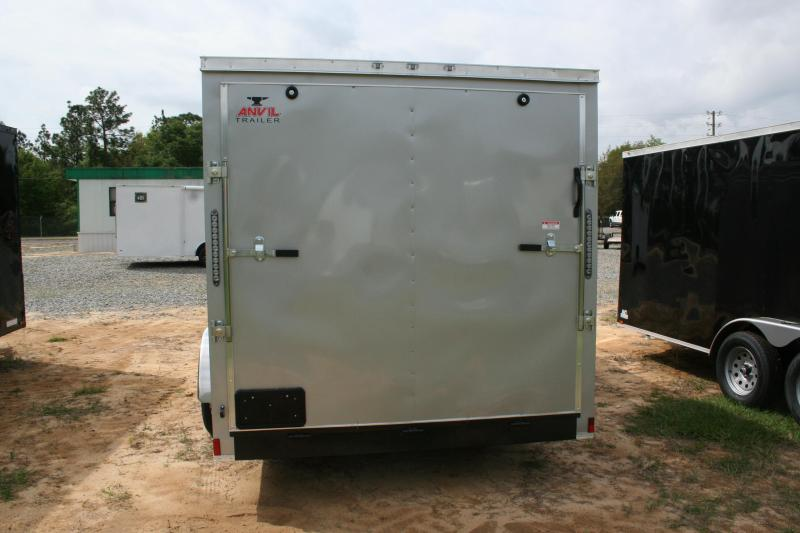 2019 Anvil 7X16 TA Enclosed Cargo Trailer