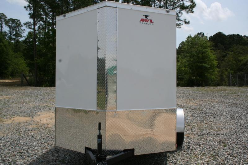 2019 Anvil 6X10 SA Enclosed Cargo Trailer