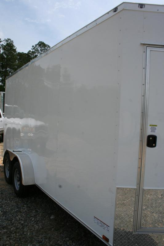 2019 Anvil 7X16 TA Enclosed Cargo Trailer