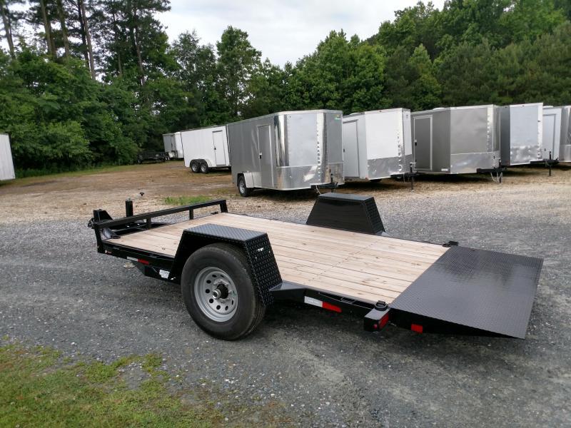 2019 Sure-Trac 78 IN X 12 Tilt Bed Equipment 7K