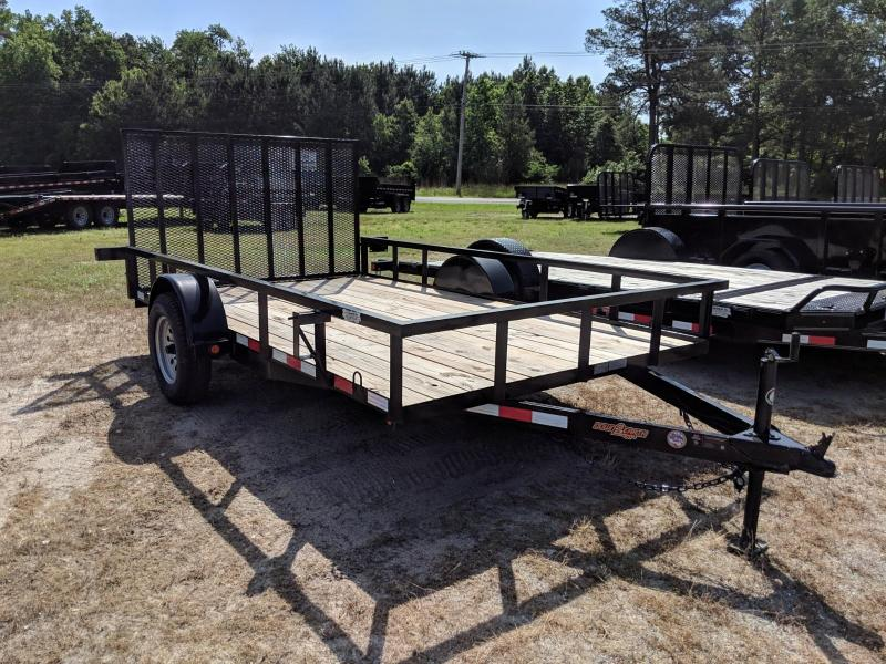 2018 Down 2 Earth Trailers BASIC Utility Trailer