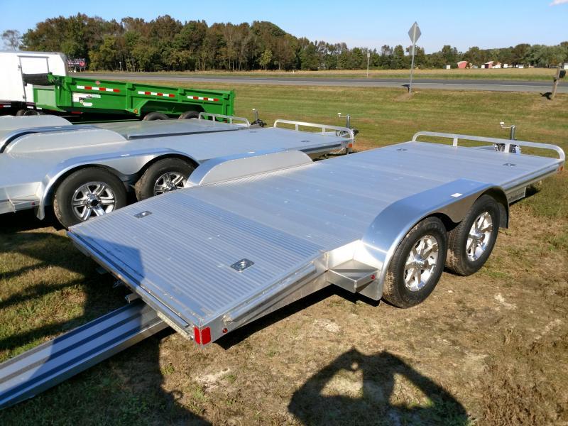 2017 Aluminum Trailer Company AFB16BXWRD - 16 Carhauler Car / Racing Trailer