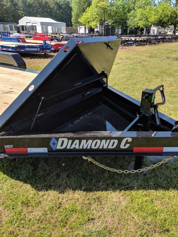 2019 Diamond C Trailers HDT Equipment Trailer