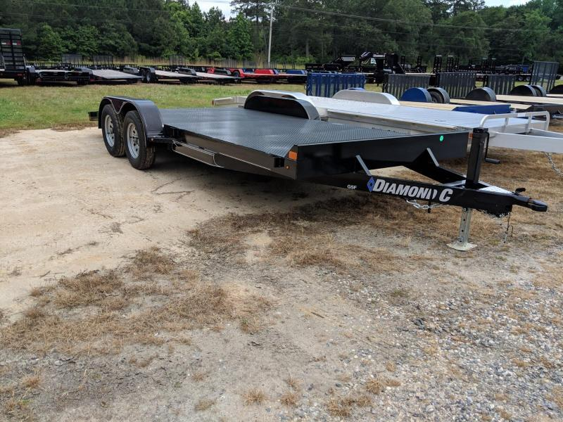 2019 Diamond C Trailers GSF Equipment Trailer