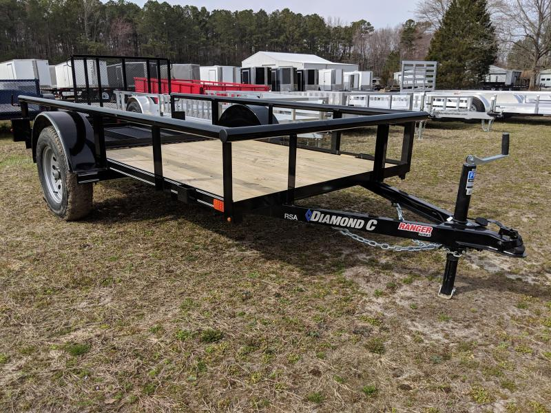 2019 Diamond C Trailers RANGER Utility Trailer