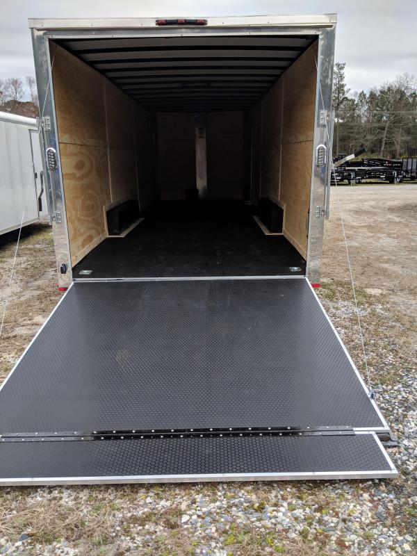 2019 Arising 8.524 Enclosed Cargo Trailer