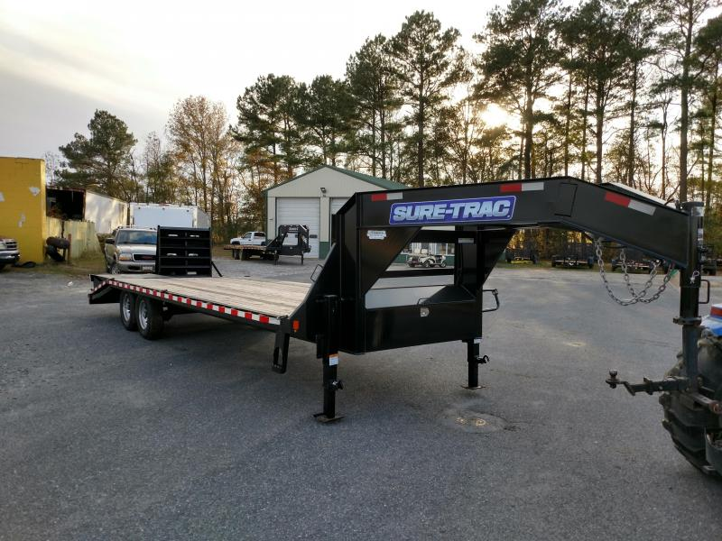 "2018 Sure-Trac 102""x25' Equipment Trailer"