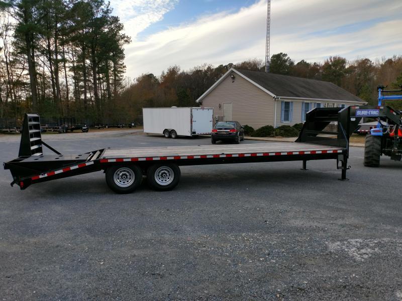 "2018 Sure-Trac 102""x25' Equipment Trailer"