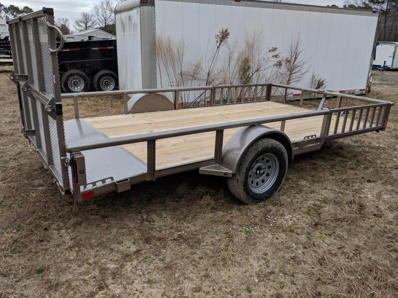 2019 Diamond C Trailers 2PSA Utility Trailer ATV
