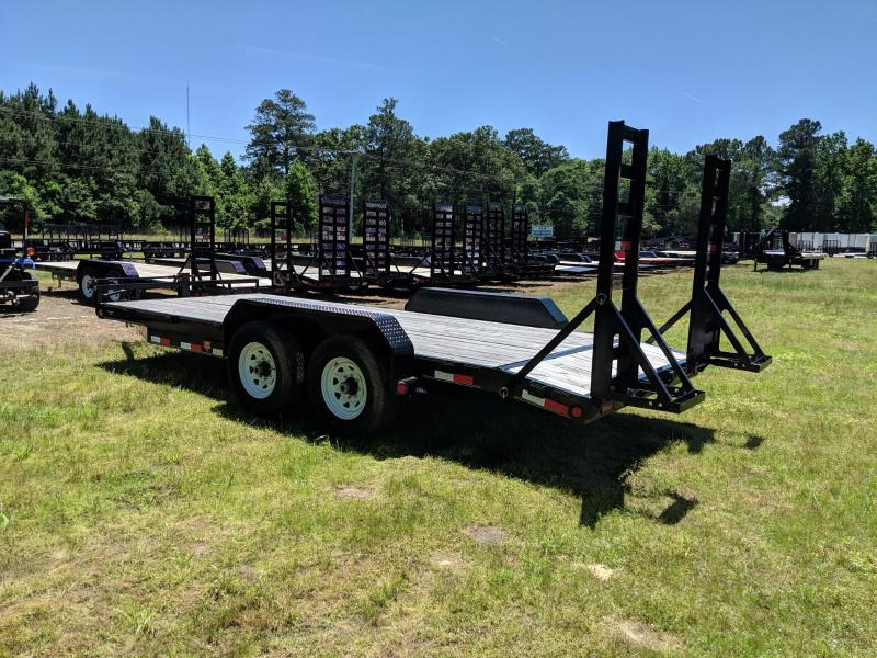 2019 PJ Trailers cc Equipment Trailer