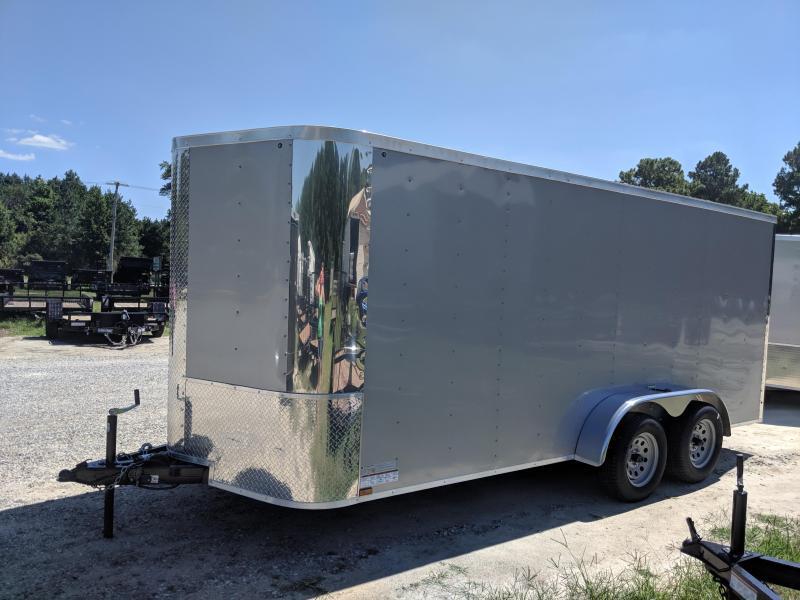 2020 Arising 7X16 Enclosed Cargo Trailer