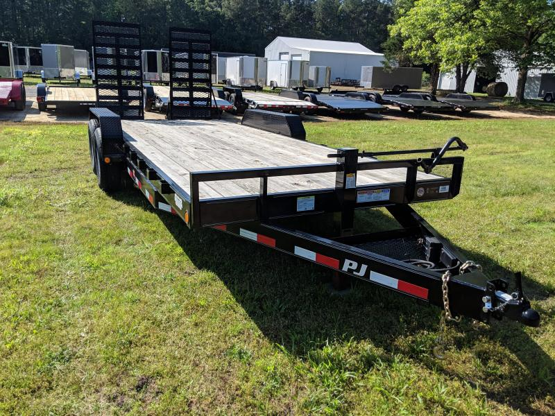 2019 PJ Trailers CC Equipment Trailer