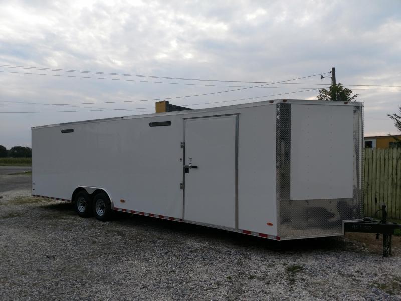 2020 Liberty 8.5x28 Car / Racing Trailer