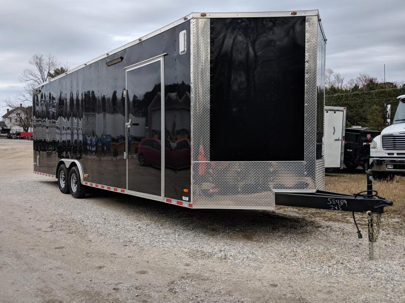 2019 Freedom Trailers RACE READY Enclosed Cargo Trailer