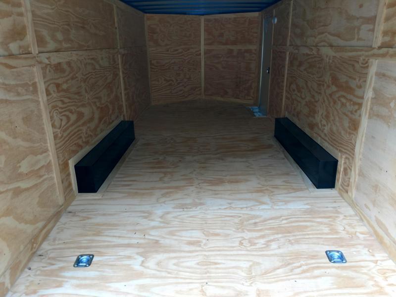 2019 Empire Cargo 8.5x20 7k Car / Racing Trailer