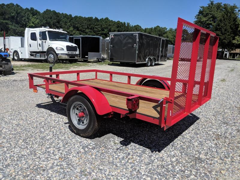 2020 American Manufacturing Operations (AMO) 5X8 Utility Trailer