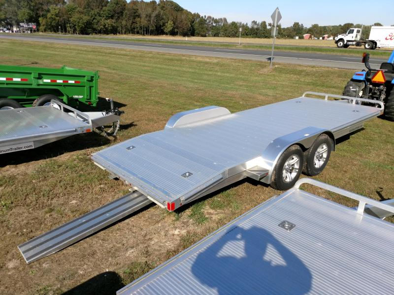 2017 Aluminum Trailer Company AFB20BXWRD - 20 Carhauler Car / Racing Trailer
