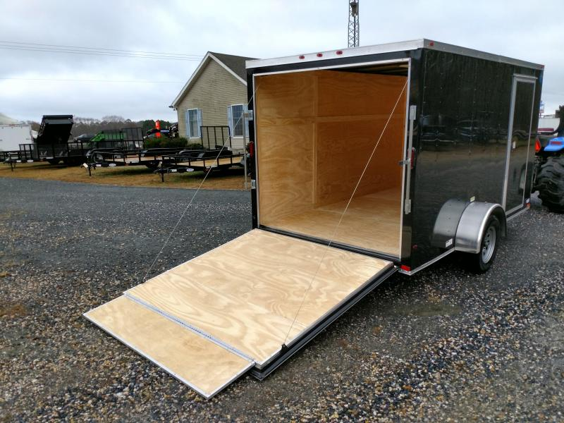 2019 Empire Cargo 7x12 3k Enclosed Cargo Trailer
