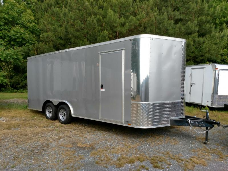 2019 Arising 8.5x18 7k Enclosed Cargo Trailer