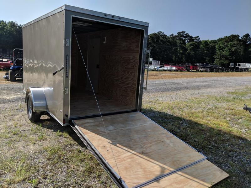 2019 Anvil 6X12 Enclosed Cargo Trailer