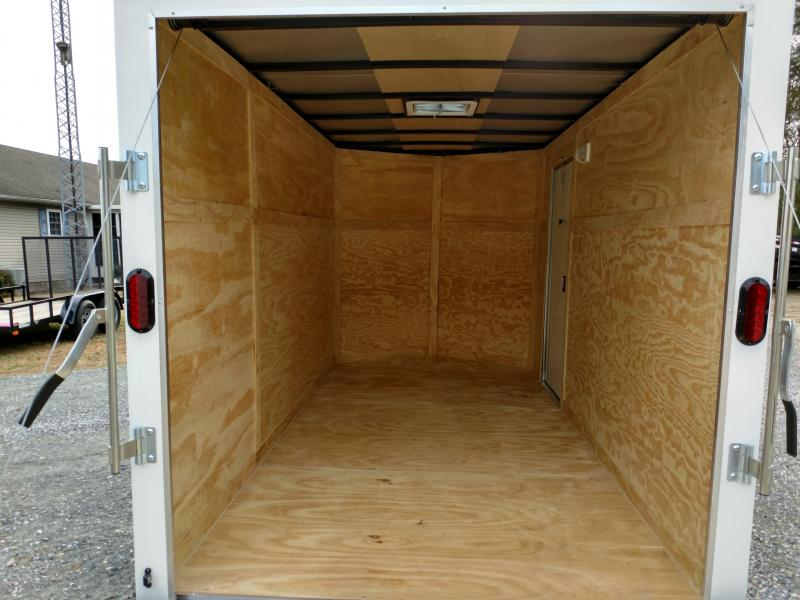 2019 Empire Cargo 6x12 Enclosed Cargo Trailer