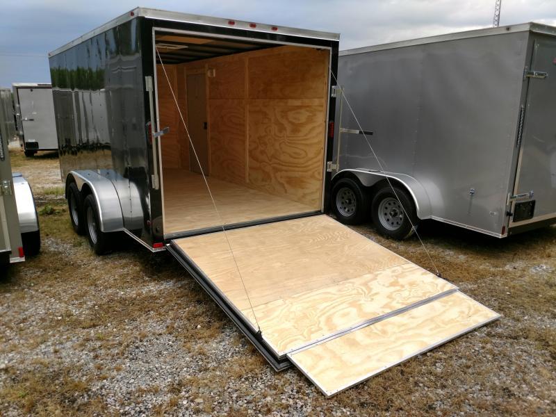 2019 Empire Cargo 7x14 7k Enclosed Cargo Trailer