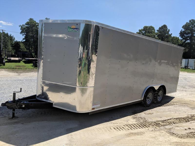 2020 Arising 8.5X18 Enclosed Cargo Trailer