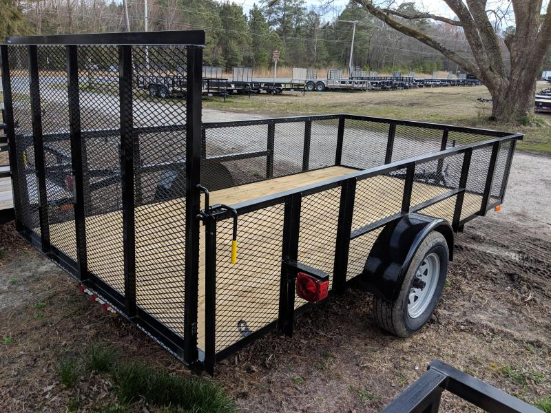2019 American Manufacturing Operations (AMO) US12 Utility Trailer