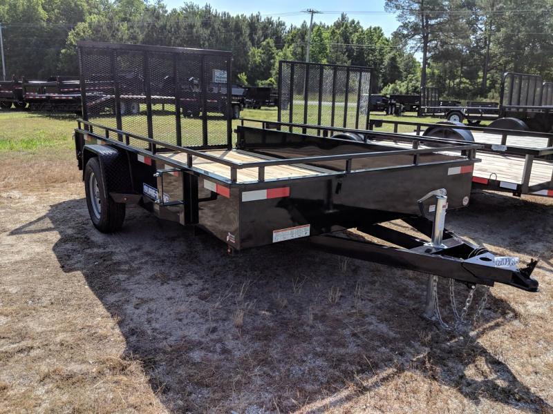 2019 Sure-Trac 7 x 12 Steel High Side 3k Idler