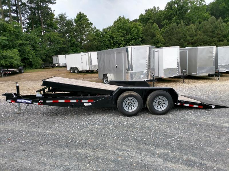 2019 Sure-Trac 82x18 10k Tilt Equipment Trailer