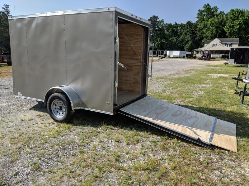 2019 Anvil 6X10 Enclosed Cargo Trailer