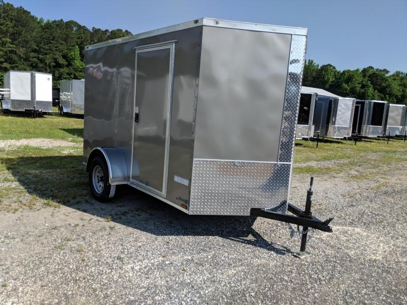 2019 Anvil 6X10 Enclosed Cargo Trailer