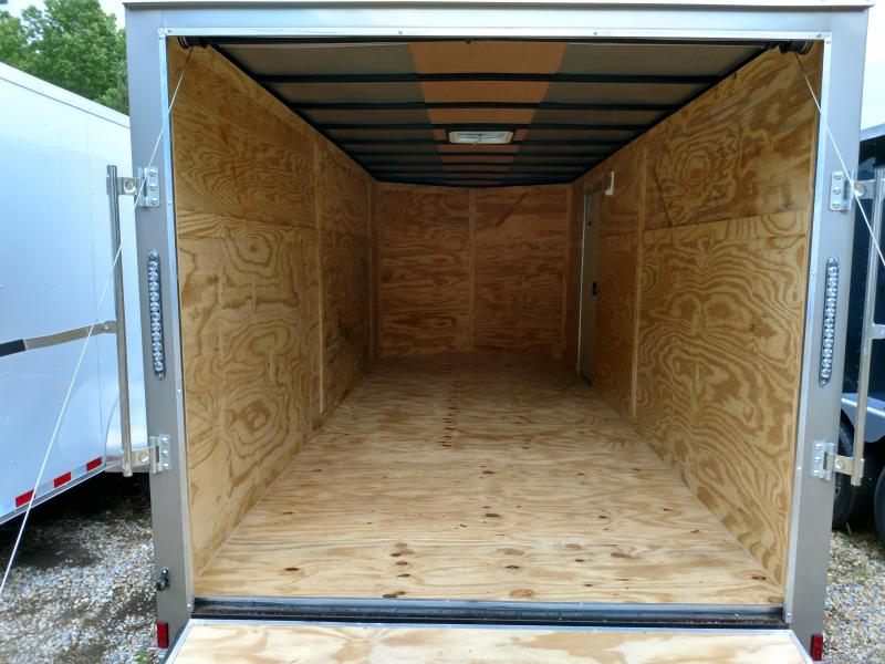 2019 Anvil 7x18 7k Enclosed Cargo Trailer