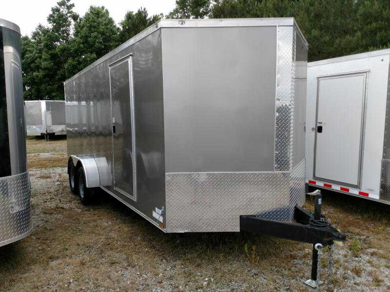 2019 Anvil 7x18 7k Enclosed Cargo Trailer
