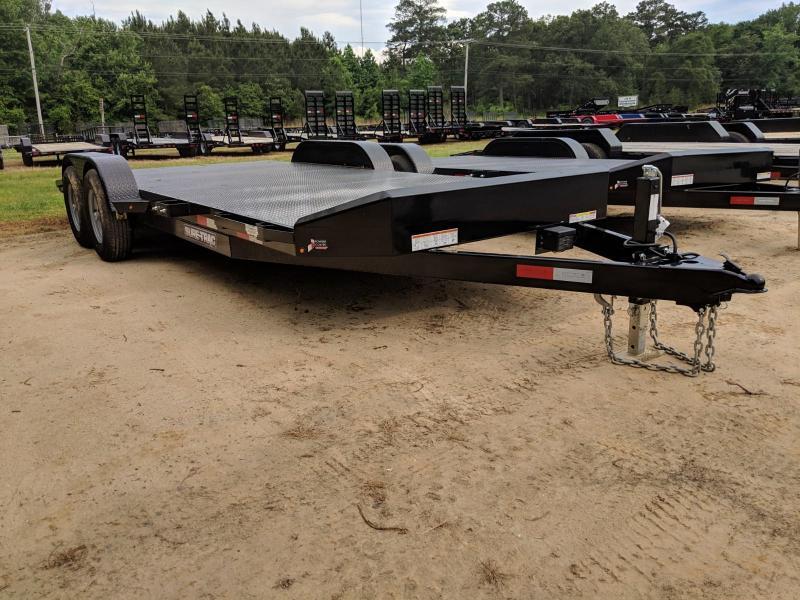 2019 Sure-Trac 20SF Equipment Trailer