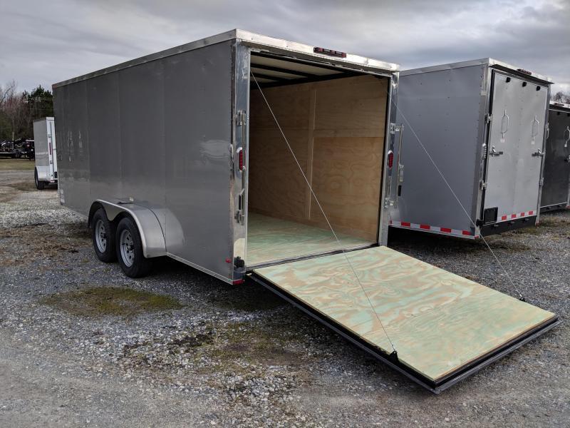 2018 Arising 7X18 Enclosed Cargo Trailer