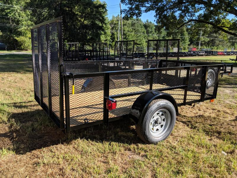 2020 American Manufacturing Operations (AMO) 5X10 Utility Trailer