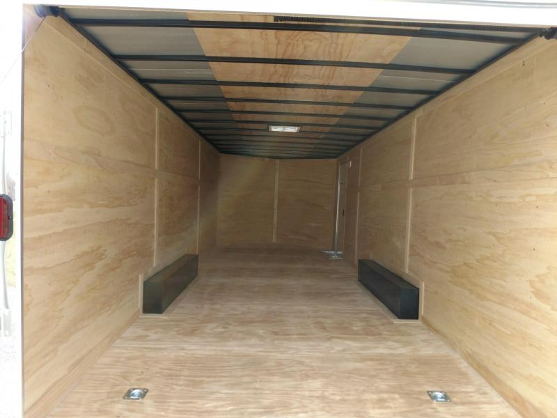 2019 Empire Cargo 8.5x24 7k Enclosed Cargo Trailer