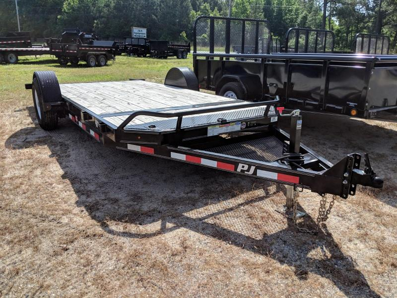 2019 PJ Trailers T1 Equipment Trailer