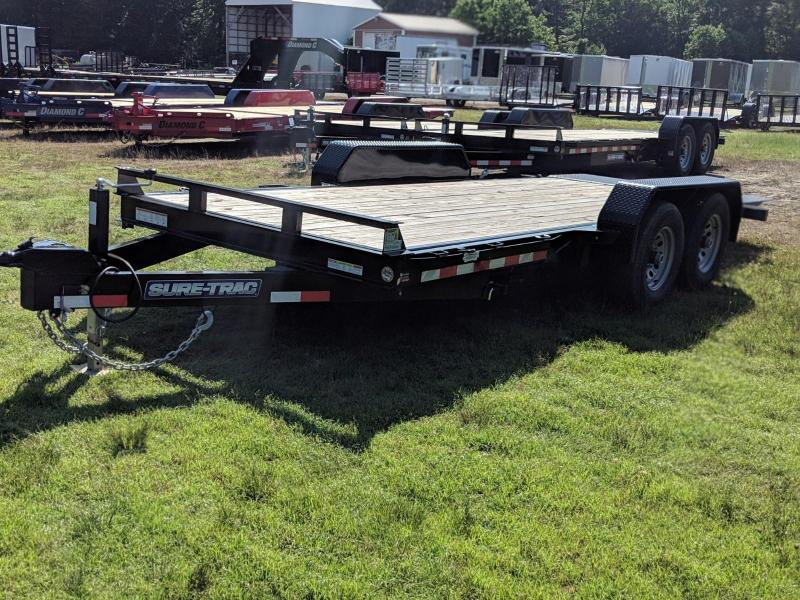 2019 Sure-Trac 18 Equipment Trailer