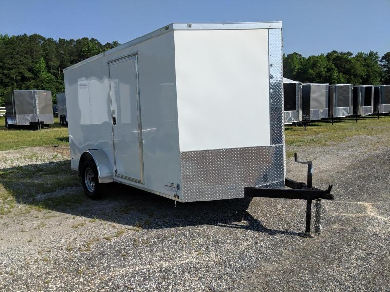 2018 Anvil 7X12 Enclosed Cargo Trailer