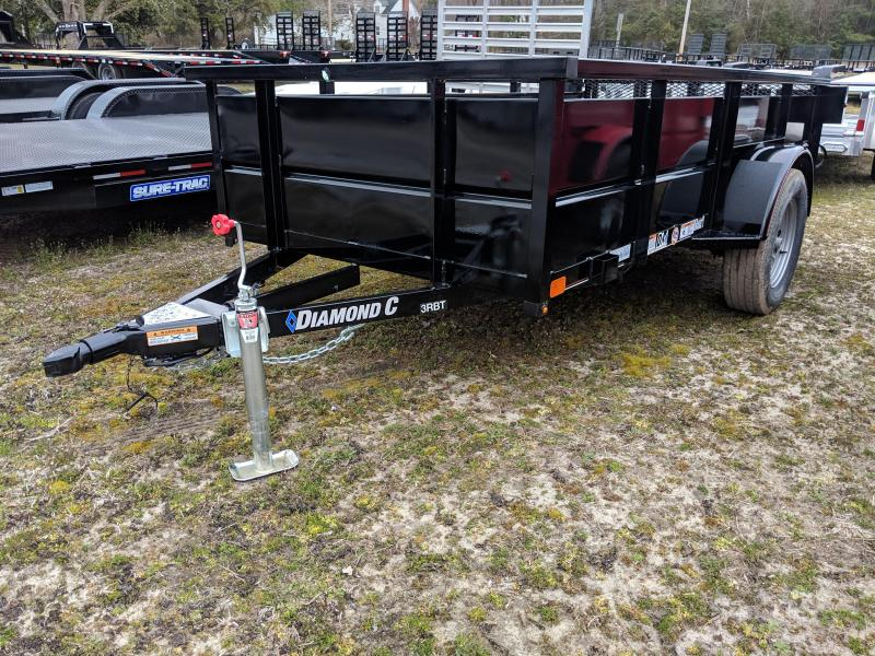 2019 Diamond C Trailers RBT Utility Trailer