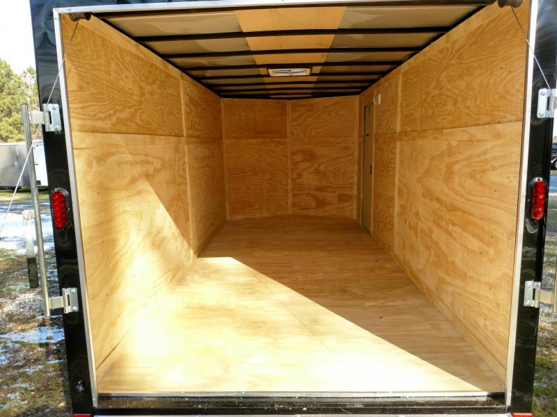 2019 Empire Cargo 7x16 7k Enclosed Cargo Trailer